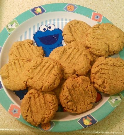 Peanut Butter Protein Cookies | :: salads and other healthy things ...