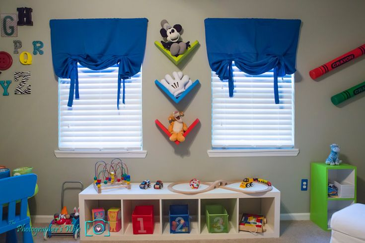 Coolest disney themed kids room ever!!! | Playroom Ideas