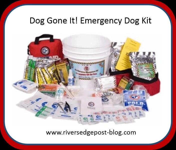 Pet emergency kit contents