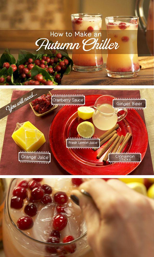 Autumn Chiller Recipe — Dishmaps