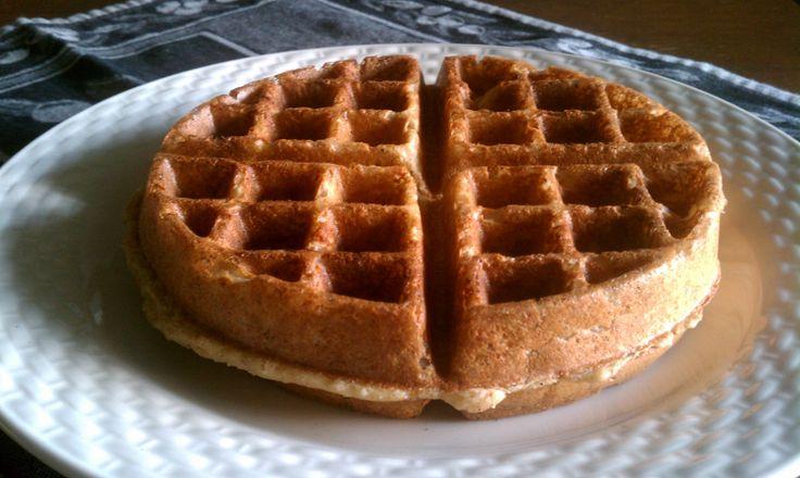Hazelnut Waffles « anunrefinedvegan | Vegan/Vegetarian Eats | Pintere ...