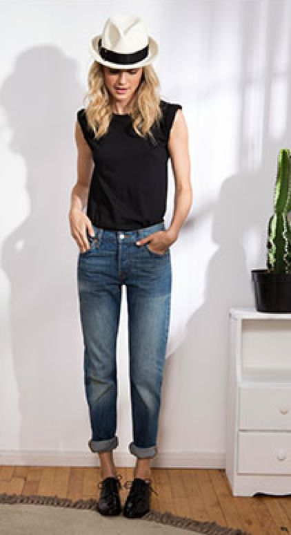 Why Net-a-Porter and Levis New Project Is Totally Worth the Wait