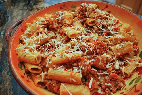 Pasta Bolognese-072.jpg by From Valerie's Kitchen, via Flickr