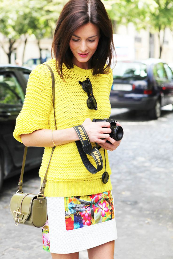 Chunky and tailored brights