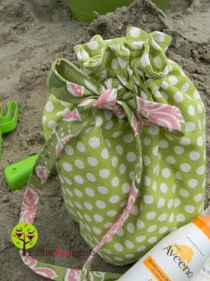 cheap designer mens wallets Beach Comber Bag tutorial  Bags