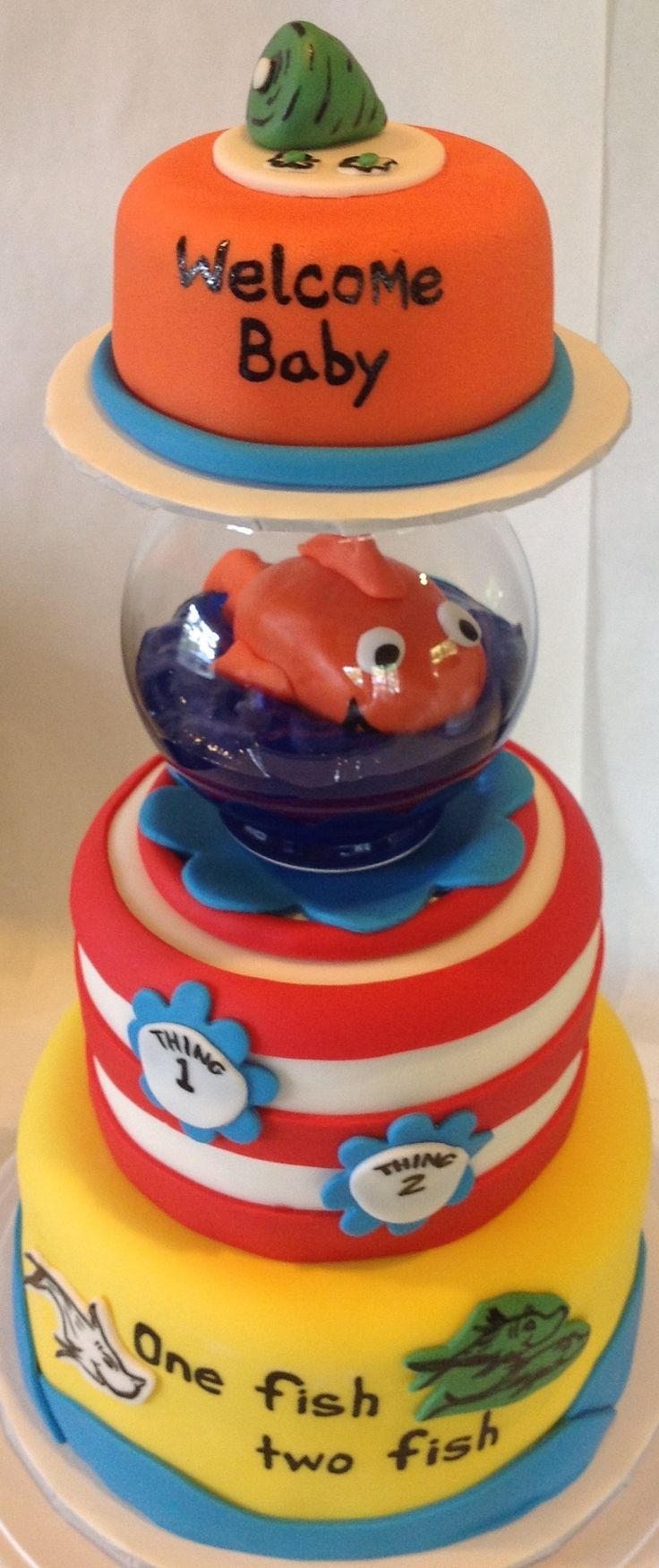dr seuss baby shower cake dr suess pinterest