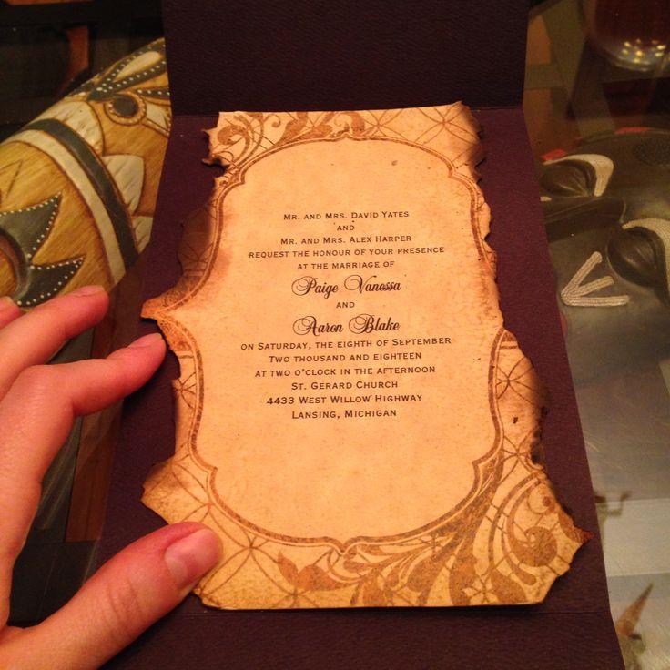 Invitation Halloween for perfect invitation template
