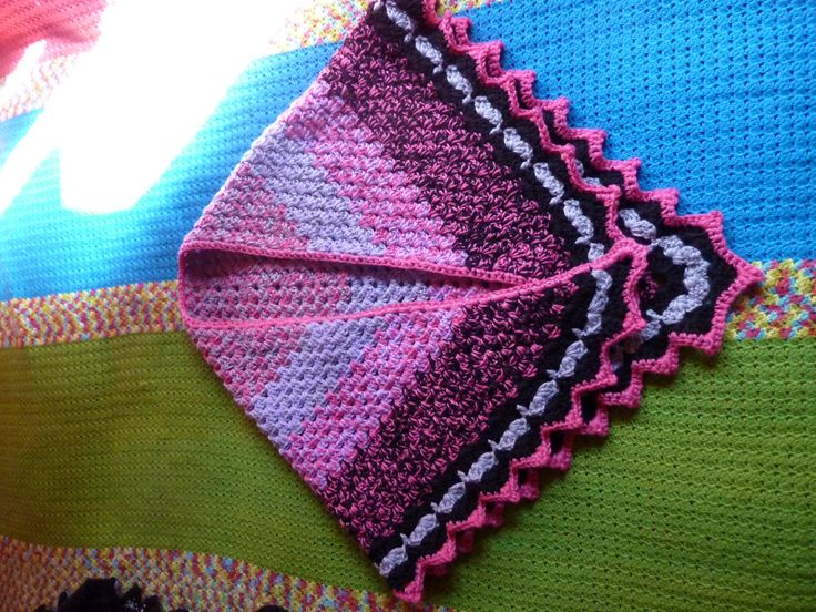 Crochet shawl. For sale on Etsy Mandala Me shop $80