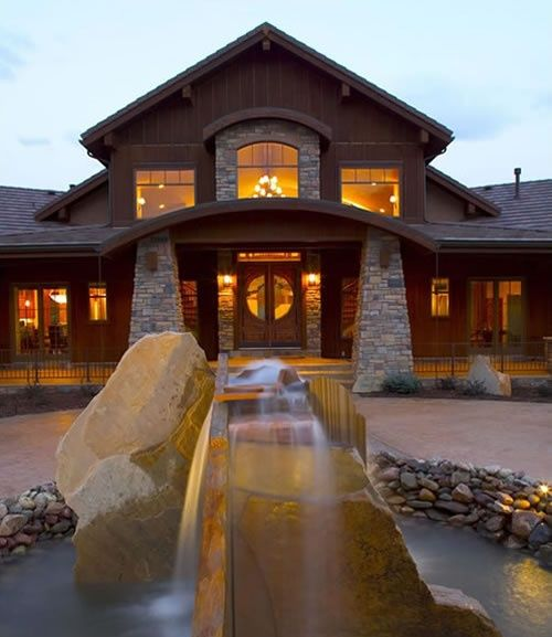 Craftsman Style Houses Architecture Hill Country Homes