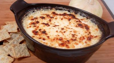 Hot Sweet Onion Dip | Appetizing Appetizers | Pinterest