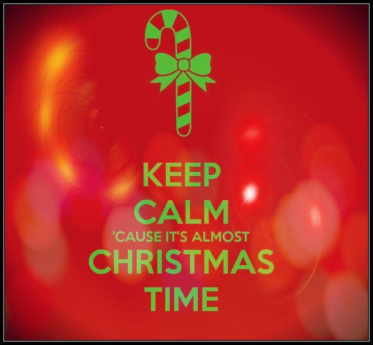 Keep Calm Christmas Quotes. QuotesGram