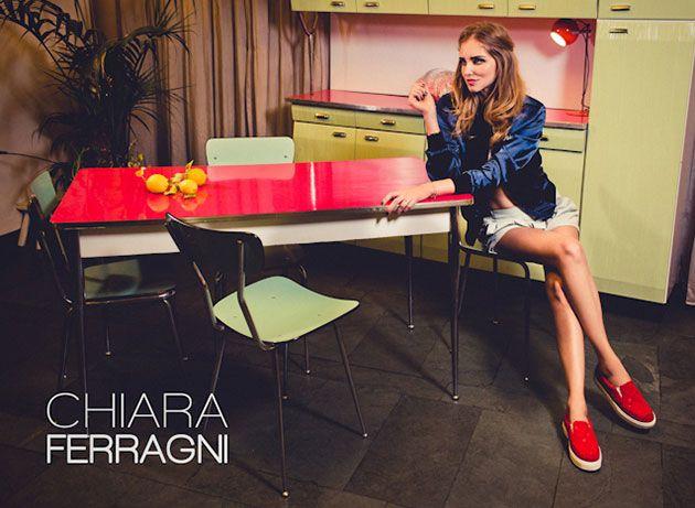 Chiara Ferragni shoes 2014