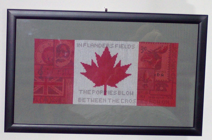 history of canadian flag