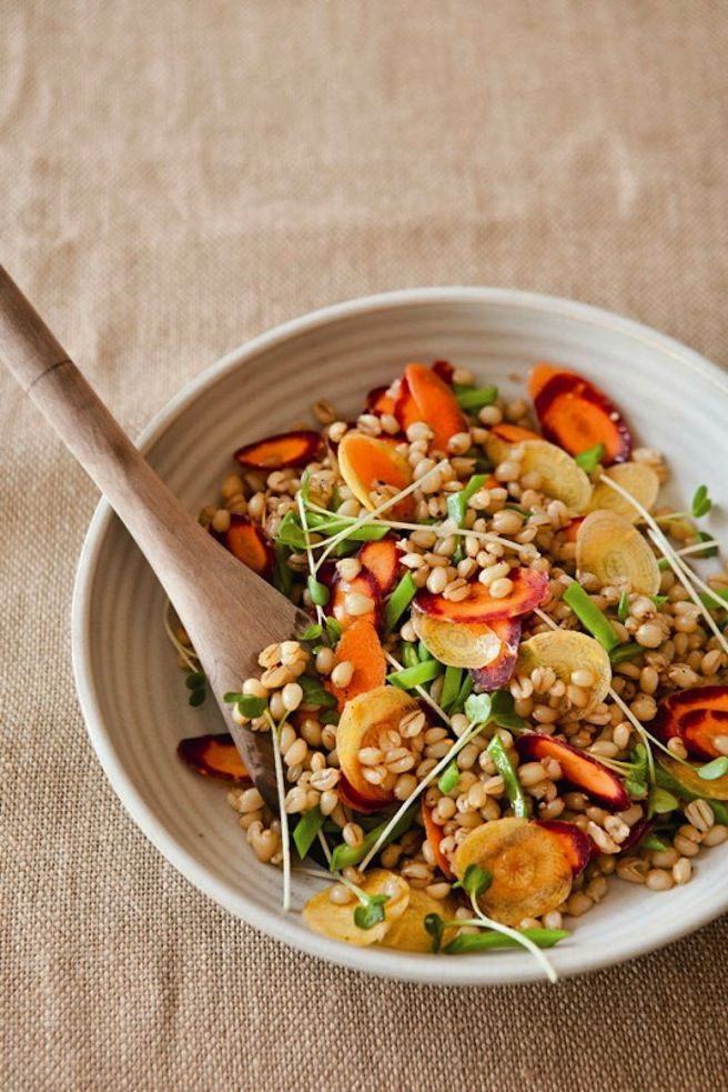 wheat berry salad by @Williams-Sonoma | Delicious Dishes | Pinterest