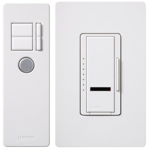 Logitech Harmony One remote and Lutron Maestro IR dimmer video 2