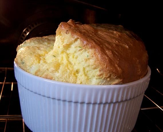 "May 18: Cheese Souffle Day | Cheese Souffle: ""What a wonderful dish ..."