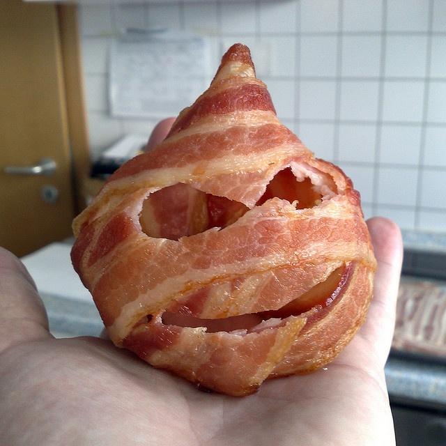 Drupal bacon... technology meat dress?