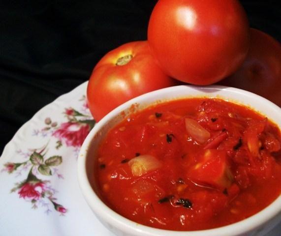 savory tomato pie fresh tomato sauce how to make fresh tomato sauce ...