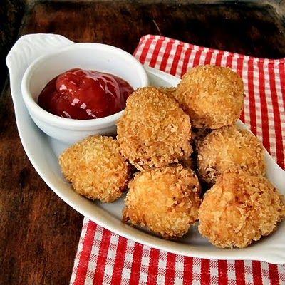 Cheesy Potato Tots | Breakfast Foods | Pinterest