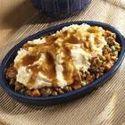 crock pot shepherd's pie-but use turkey instead