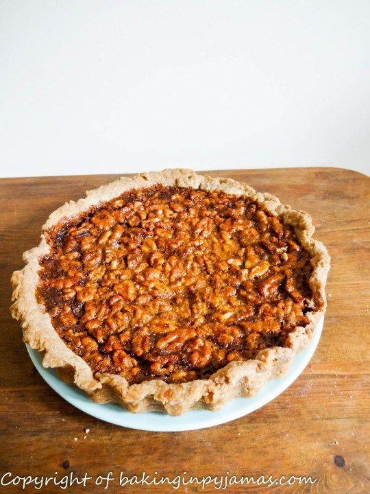 Salted Honey-Walnut Tart | Treasure Box Tuesday | Pinterest
