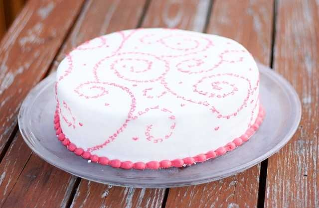 Easy Cake Designs For Mother S Day : Mothers Day Cake