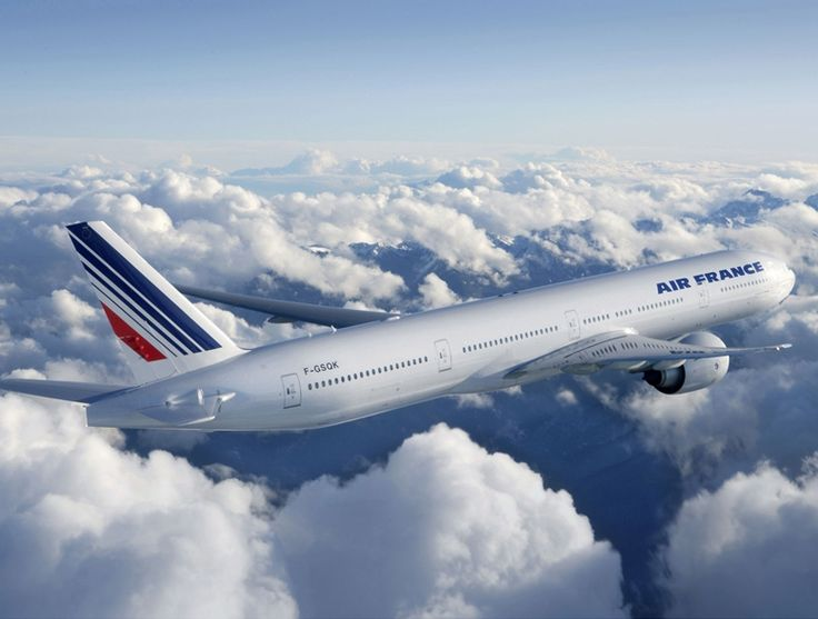 Air france lance un nouveau plan location d avion de for Interieur d avion air france