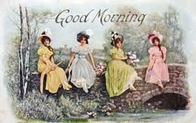 Good Morning | Love Vintage Postcards | Pinterest