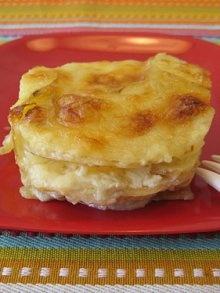 Golden Potato Gratin | Weelicious