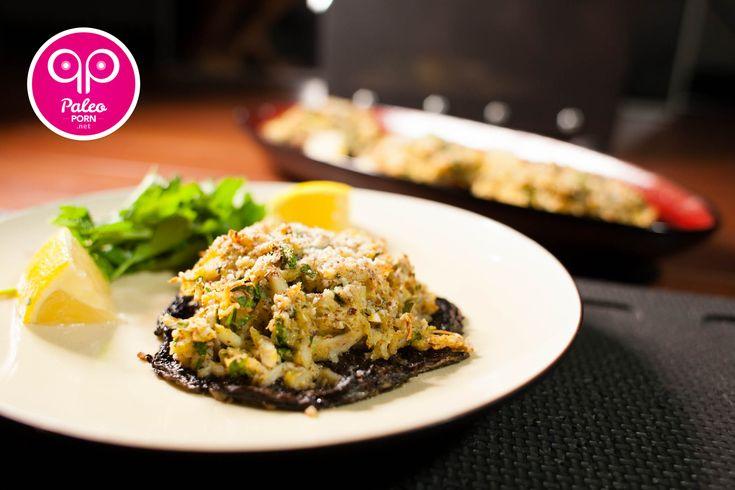 Paleo Shrimp-Stuffed Mushrooms Recipes — Dishmaps