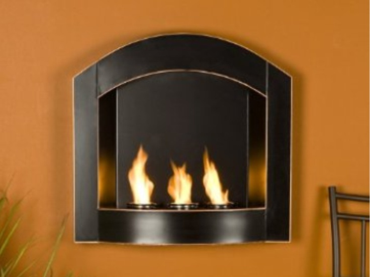 Eco friendly ethanol ventless fireplace living small for Eco friendly fireplace