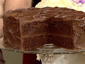 Click on this chocolate cake recipe. Double chocolate cake recipe ...