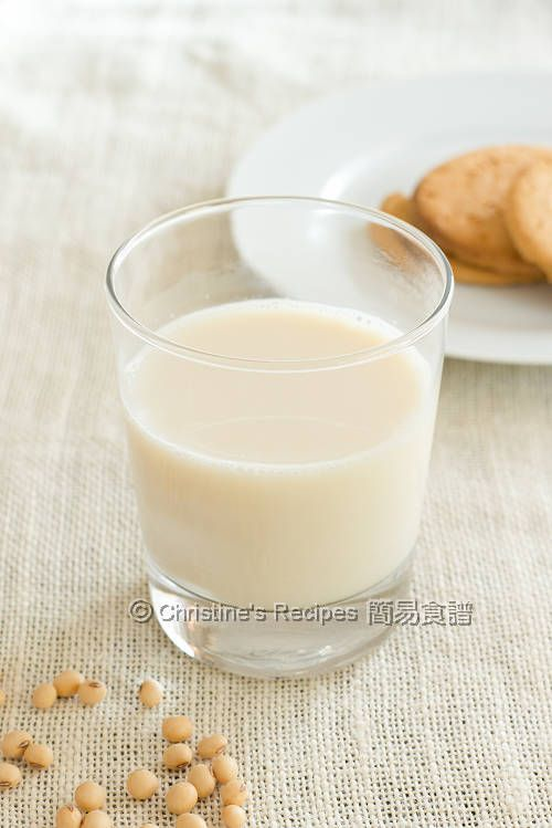 Homemade Soy Milk (With or Without a Soy Milk Maker)