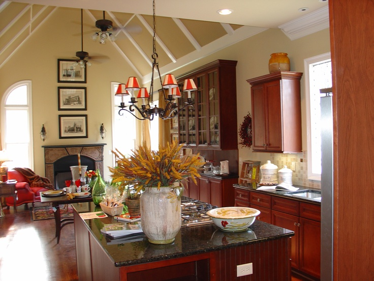 Keeping room kitchen my style pinterest for Keeping room ideas