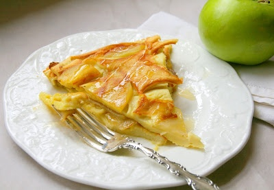 Dutch Apple Pancake | Breakfast or Brunch | Pinterest