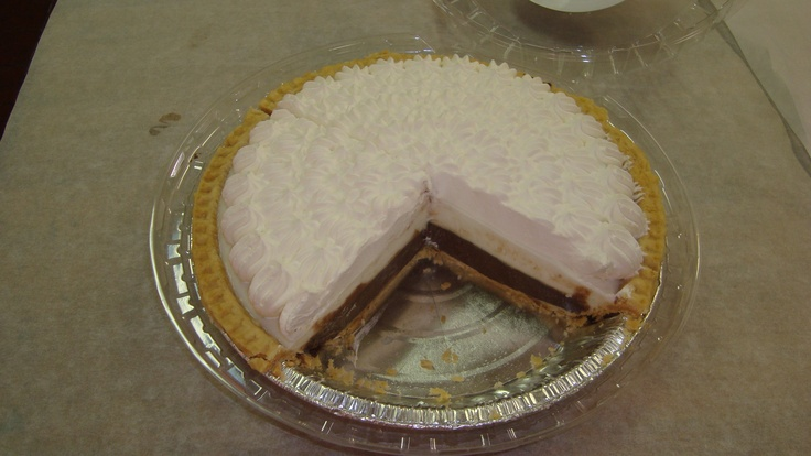 Chocolate Haupia Pie from Ted's Bakery. If you are EVER on Oahu you ...