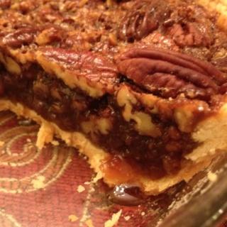 Blue Ribbon Coffee Toffee Pecan Pie - The Pie Lady of Malibu