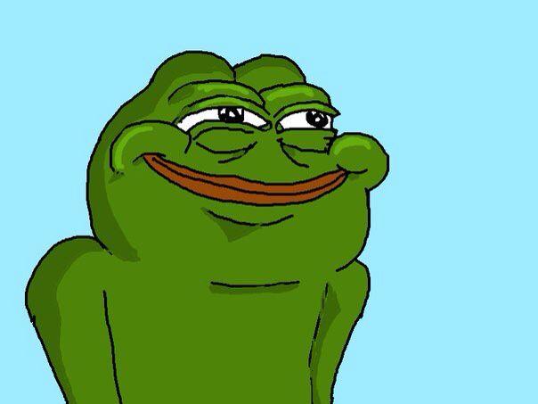 Мем с лягушкой в картинках