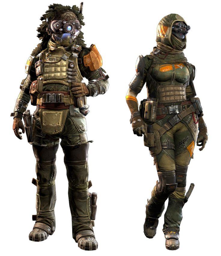 the gallery for gt titanfall militia titan