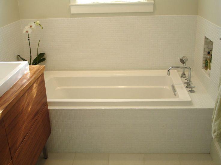 Bathtub Kohler : Kohler Comfort Depth Archer tub Collingswood Pinterest