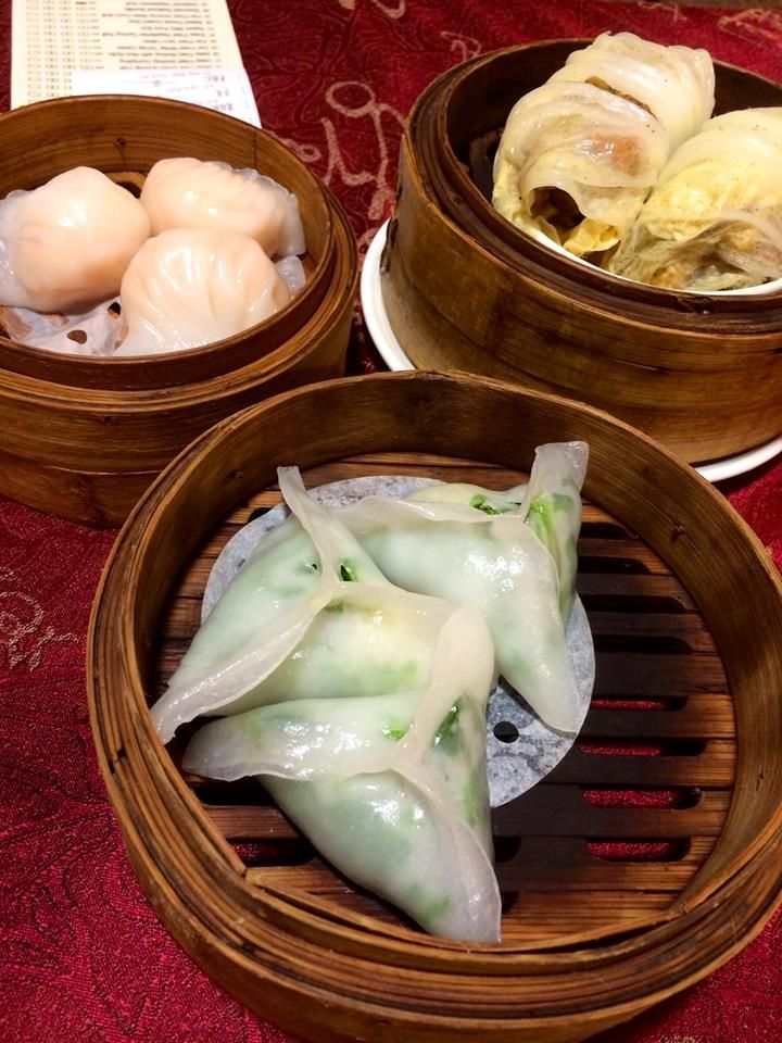 and Chive Jiaozi (http://bit.ly/1hEhjTo), Chicken and Chive Dumplings ...