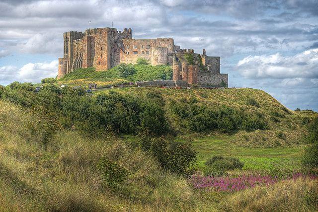 bamburgh castle harry potter - photo #37