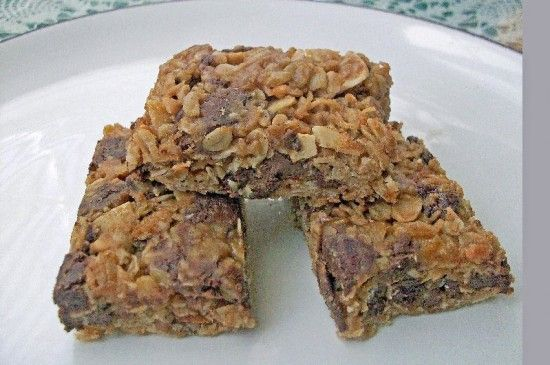 Thick, Chewy Granola Bars Recipes — Dishmaps
