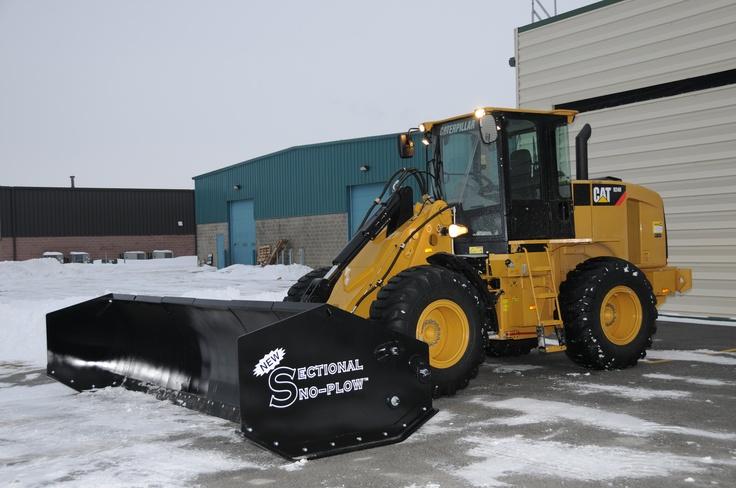 Snow Plow For  Arctic Cat  X