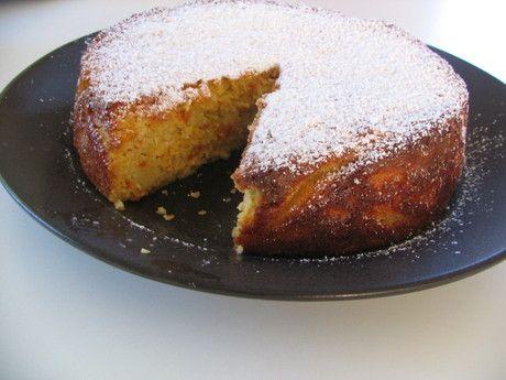 flourless orange cake | Food - Sweets | Pinterest
