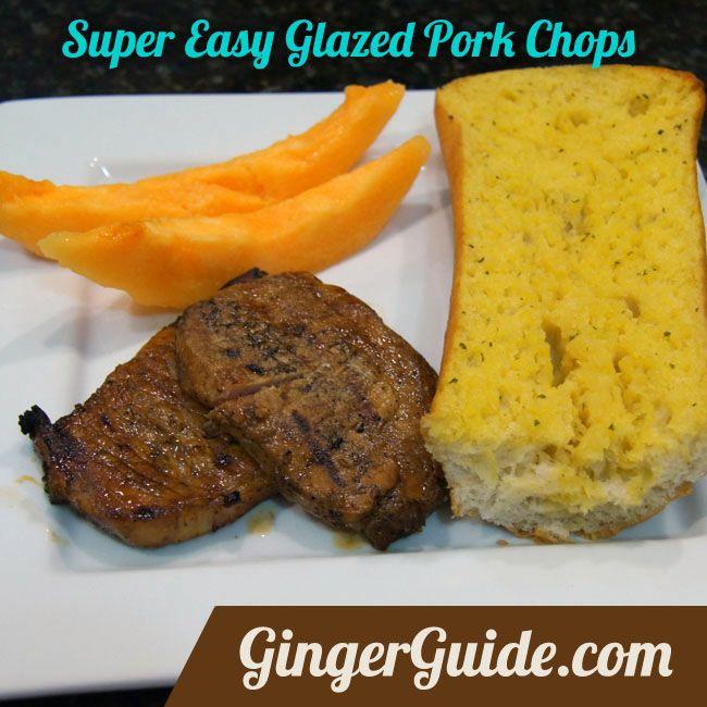 Easy Glazed Pork Chops | Allergy Friendly Food | Pinterest
