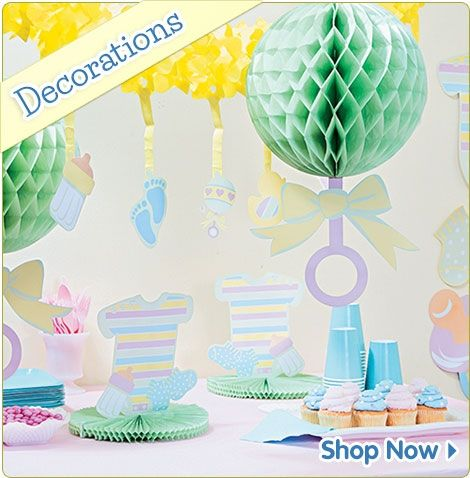 oriental trading baby shower decorations shower ideas pinterest
