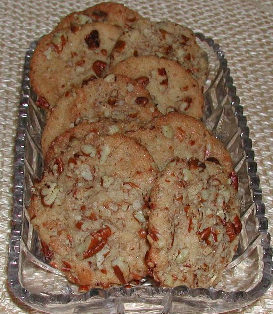 Butter Pecan Cookies | food | Pinterest