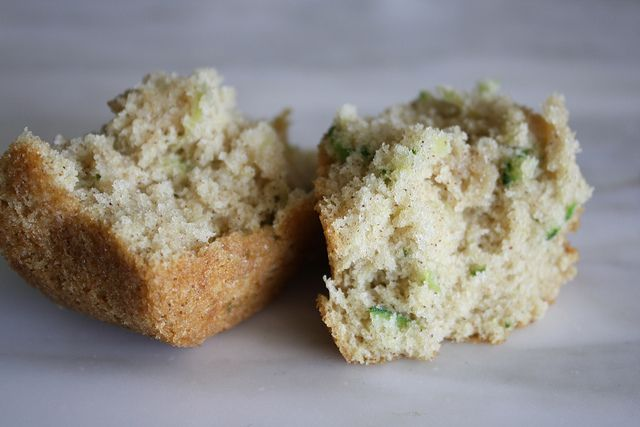 Spiced zucchini muffins | I'll make this one day | Pinterest