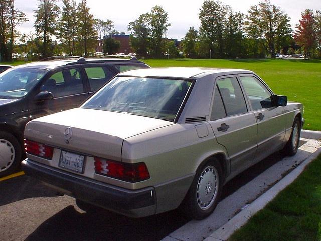 1991 mercedes benz 190e 2 6 cars that interest me for Mercedes benz 190e 1991